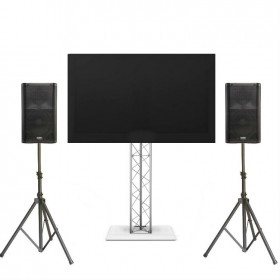 LCD Flat Screen TV Package