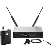 Shure QLXD Lavalier Wireless Microphone System