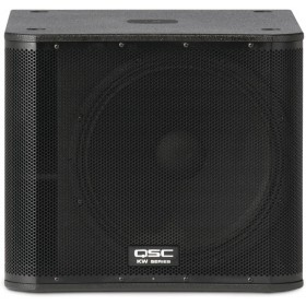 QSC KW181 Powered Subwoofer
